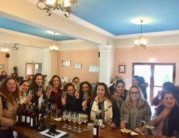 wine tour women