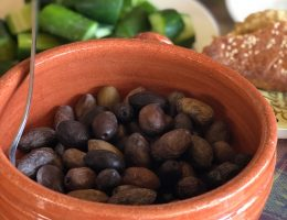 olives in food tour cyprus