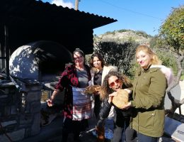 bread making culinary tour Paphos