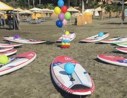 events on the beach limassol
