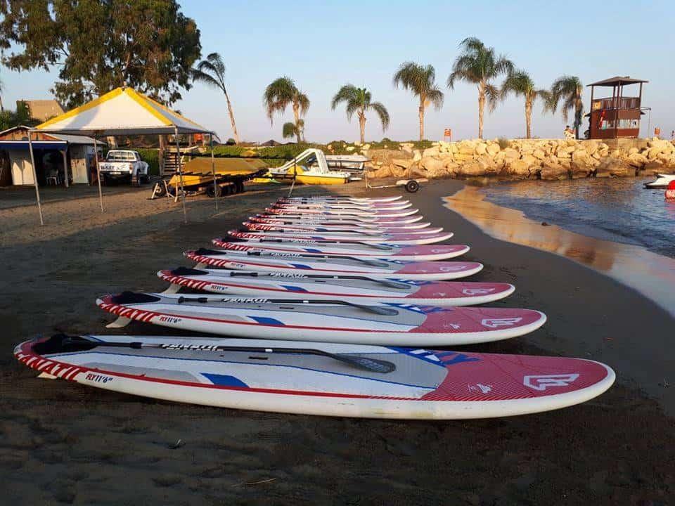 מועדון סאפ וספורט ימי