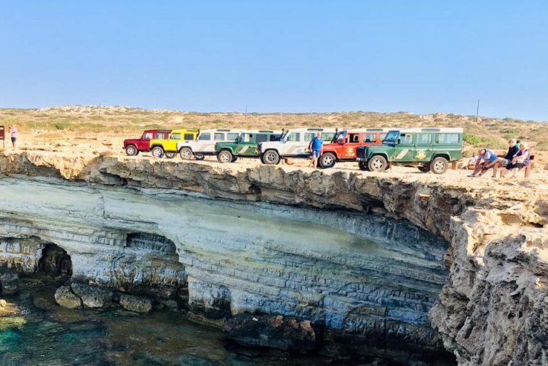 טיולי חברה בקפריסין